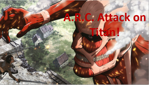 arc attack on titan