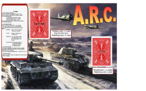 ARC Squad Attack -Battlefield playmat