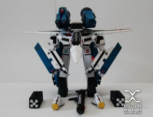 macross-vf1j-stealth-3-mode-dyrl-type-super-pack-papercraft