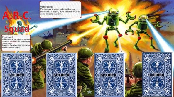 ARC squad Mars Attacks